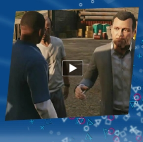 Grand Theft Auto V Official Trailer #2