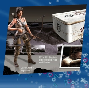 Tomb Raider Collector's Edition Revealed